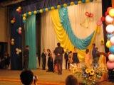 выпускной. танец 9-А класса ОШ№5 г.Дебальцево 2013г.